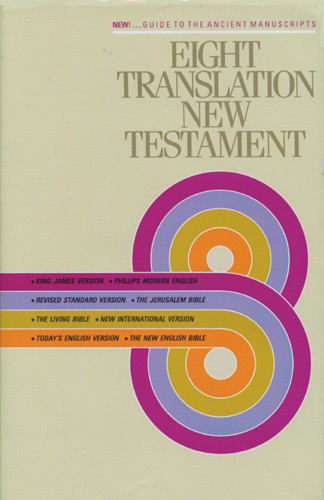 Eight Translation New Testament - Hardcover