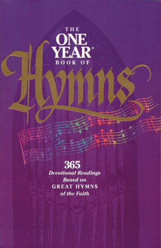 One Year Book of Hymns, The - Softcover