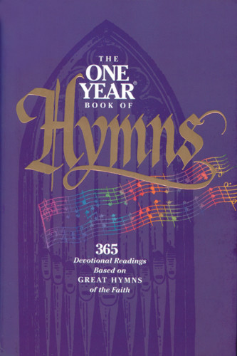 One Year Book of Hymns, The - Hardcover