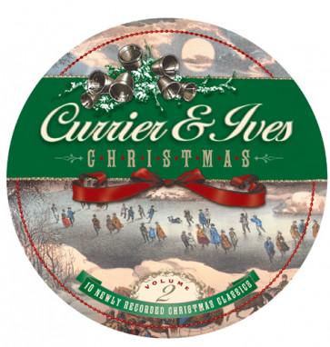 Currier & Ives Christmas Tin, Volume 2 - Audio cassette