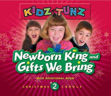 Newborn King & Gifts We Bring : Christmas Carols 2 - Mixed media product