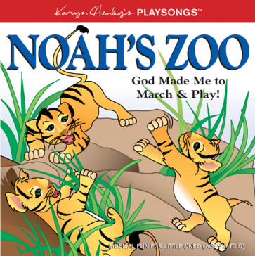 Noah's Zoo - CD-Audio