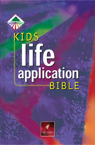 Kid's Life Application Bible: NLT1 - Hardcover With thumb index