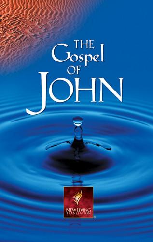 Bible on Cassette: Gospel of John NLT - Audio cassette