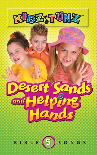 Desert Sands & Helping Hands - Audio cassette