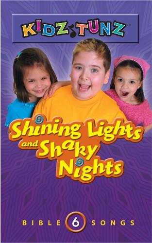 Shining Lights & Shaky Nights - Audio cassette