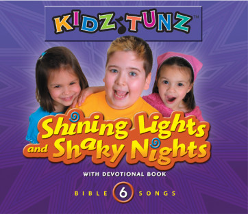 Shining Lights & Shaky Nights - Mixed media product