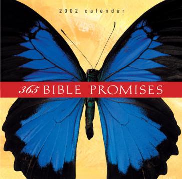 365 Bible Promises 2002 Calendar - Calendar