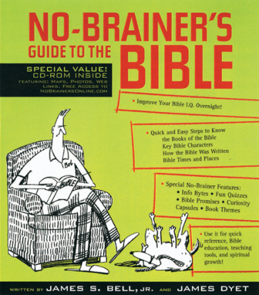 No-Brainer's Guide to the Bible - Softcover