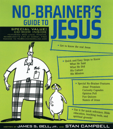 No-Brainer's Guide to Jesus - Softcover