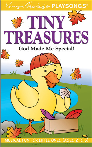 Tiny Treasures : God Made Me Special - Audio cassette