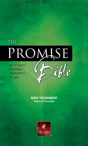 The Promise Bible New Testament with Psalms & Proverbs: NLT1 - Softcover