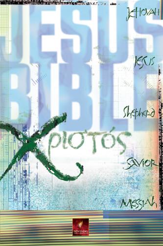 The Jesus Bible: NLT1 - Hardcover