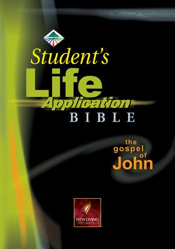 SLAB Gospel of John: NLT1 - Softcover