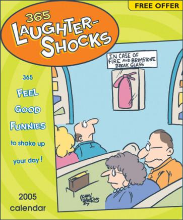365 Laughtershocks 2005 Calendar - Calendar
