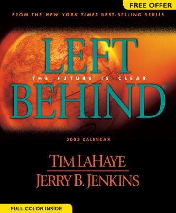 Left Behind 2003 Calendar - Calendar