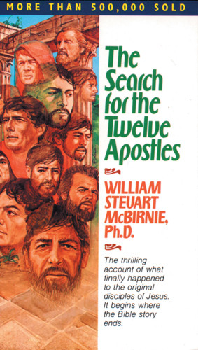 Search for the 12 Apostles - Softcover