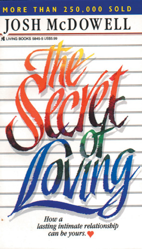 The Secret of Loving - Softcover