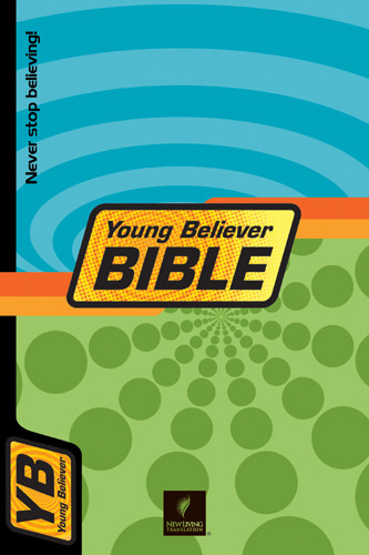 Young Believer Bible: NLT1 - Hardcover