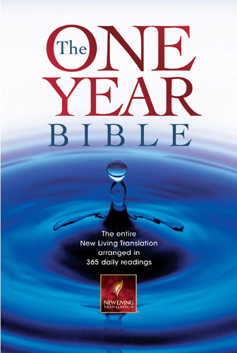 The One Year Bible Compact Edition: NLT1 - Softcover