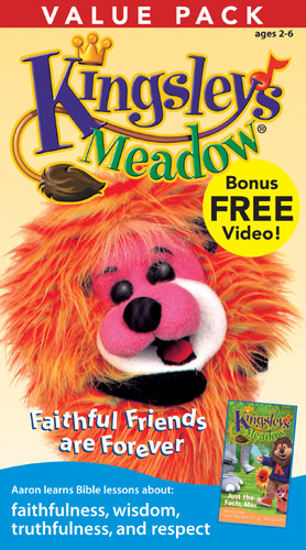 Kingsley's Meadow Value Pack - VHS video