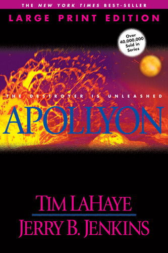 Apollyon (Large Print) : The Destroyer Unleashed - Softcover