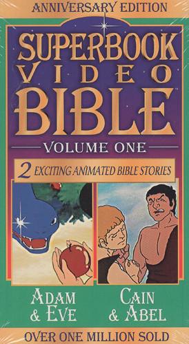 Adam & Eve / Cain & Abel - VHS video
