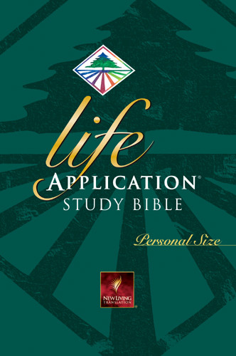 Life Application Study Bible Personal Size: NLT1 - Hardcover With printed dust jacket