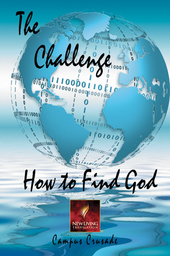 The Challenge: How to Find God - New Believer's NT - Softcover