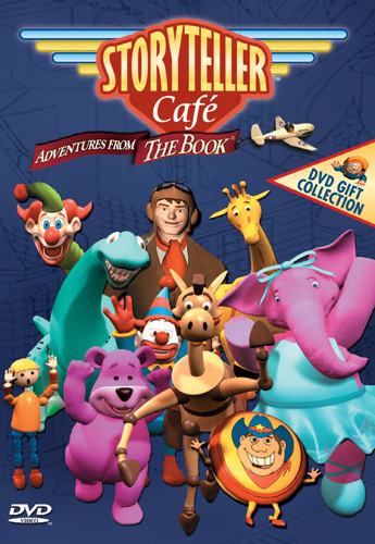 Storyteller Café DVD - DVD video