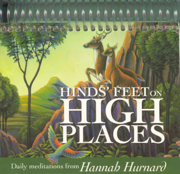 Hinds' Feet on High Places - Calendar