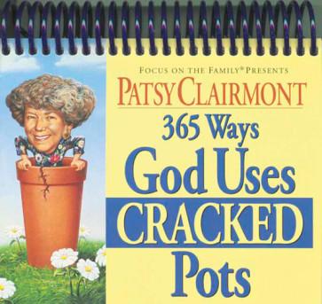 365 Ways God Uses Cracked Pots - Calendar