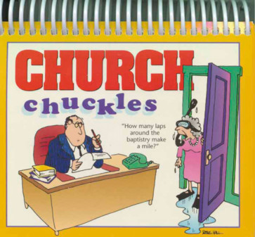 Church Chuckles - Calendar