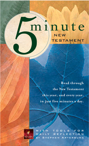 5 Minute New Testament: NLT1 - Softcover