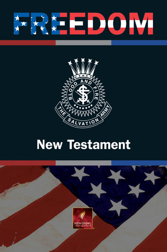 Salvation Army: Freedom - New Believer's NT - Softcover