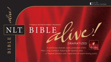 Bible Alive! - CD-Audio Imitation Leather,