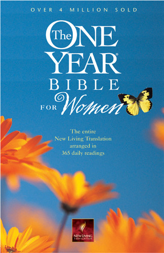 The One Year Bible for Women: NLT1 - Hardcover