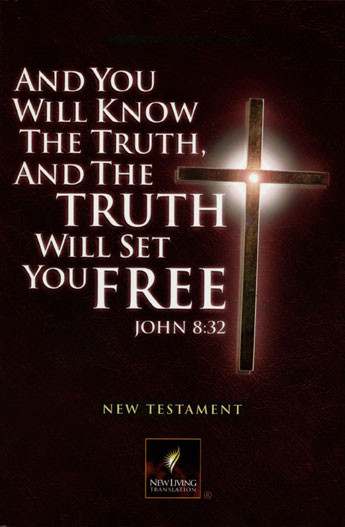 Prison Fellowsihp: Truth will set you free - New Believer's NT - Softcover