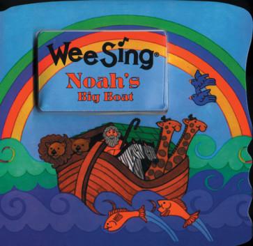 Noah's Big Boat - Mixed media product
