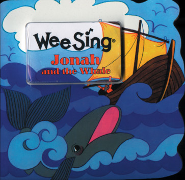 Jonah and the Whale - Mixed media product
