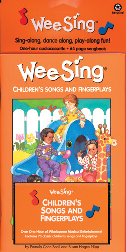 Wee Sing - Audio cassette