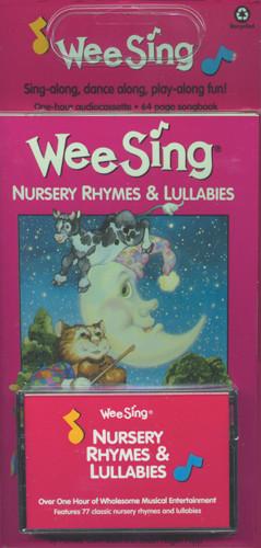 Wee Sing Nursery Rhymes and Lullabies - Mixed media product