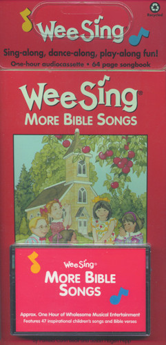 Wee Sing More Bible Songs - Mixed media product