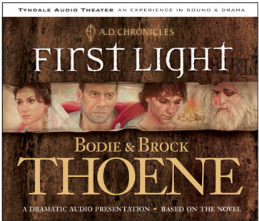 First Light Sound & Drama - CD-Audio
