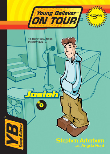 Young Believer on Tour: Josiah - Softcover