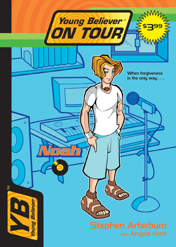 Young Believer on Tour: Noah - Softcover