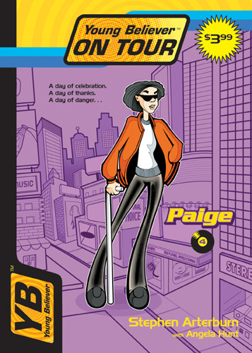 Young Believer on Tour: Paige - Softcover