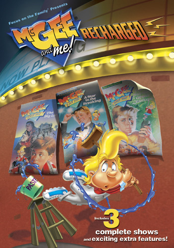 McGee and Me! Recharged 1 - DVD video