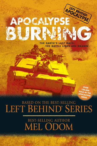 Apocalypse Burning : The Earth's Last Days: The Battle Lines Are Drawn - Softcover