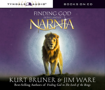 Finding God in the Land of Narnia - CD-Audio